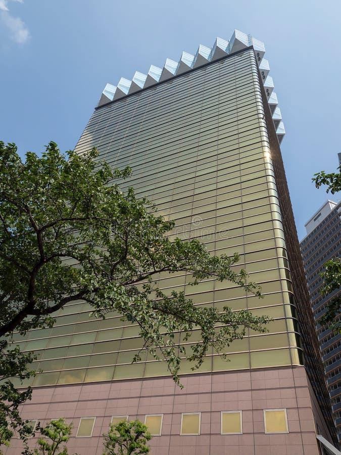 Asahi Breweries Headquarter, Tokyo, Giappone fotografia stock