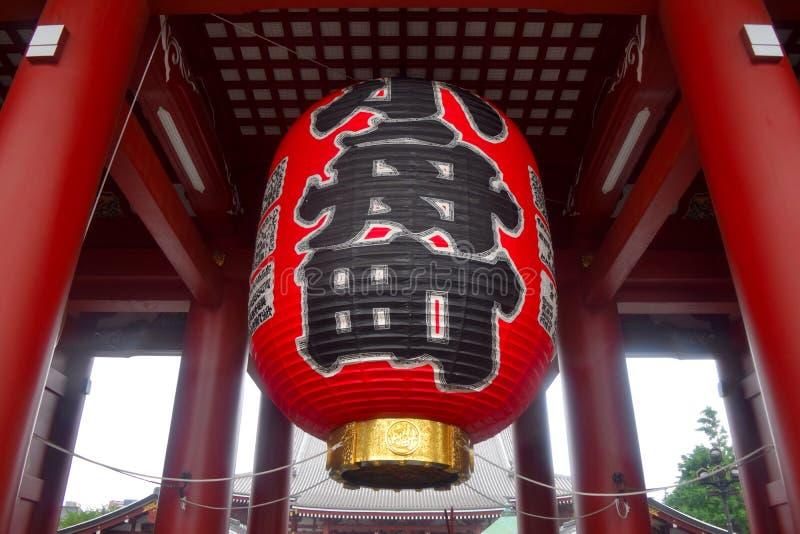 Asakusa寺庙 图库摄影