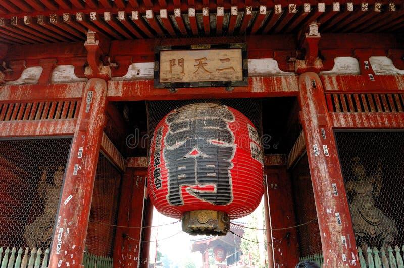 asakusa świątyni fotografia royalty free