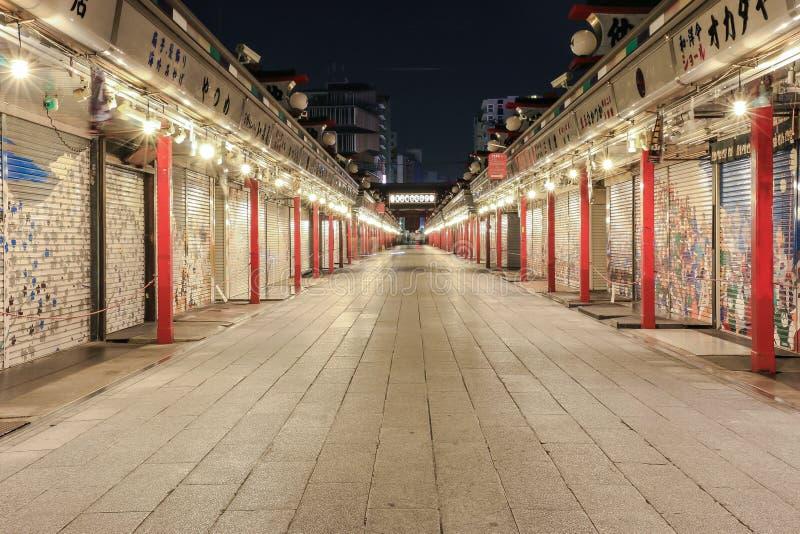 Asakusa стоковое изображение