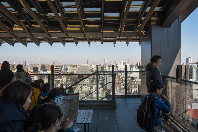 Asakusa kultury turysty centrum informacyjne obrazy stock