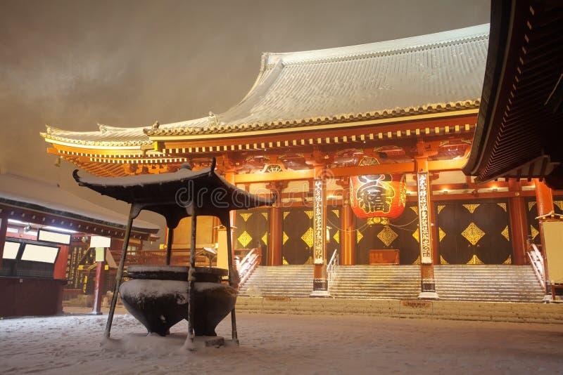 Asakusa Sensoji stockfoto