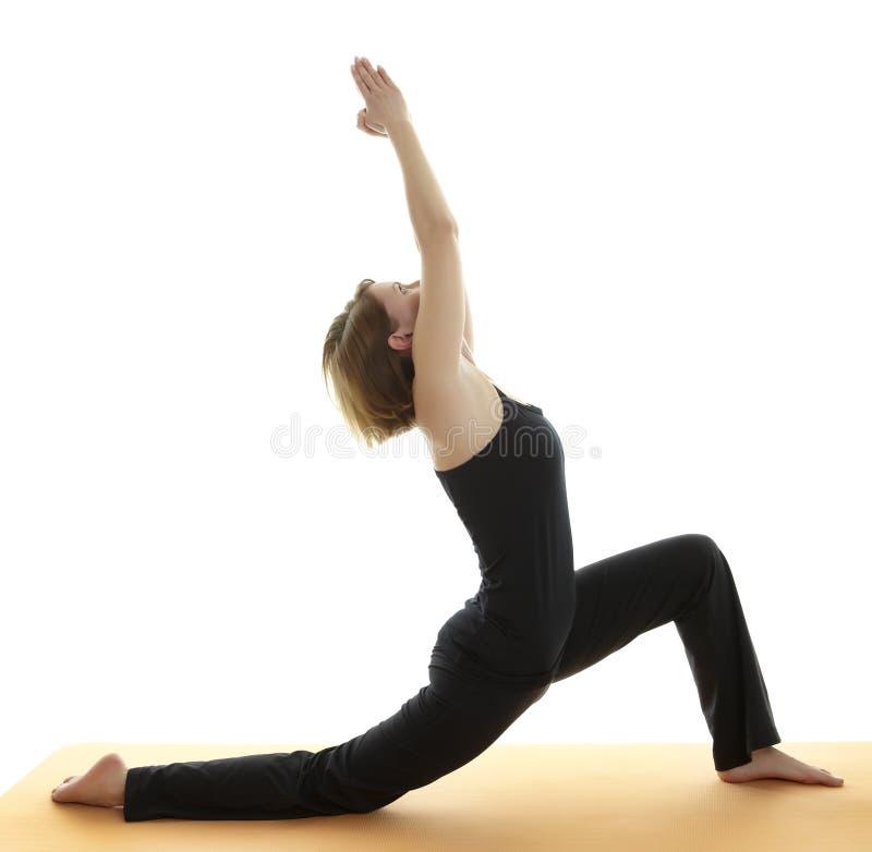 asana瑜伽 库存图片