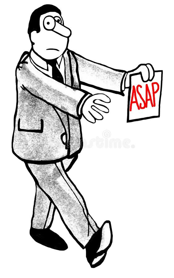 asap illustration libre de droits