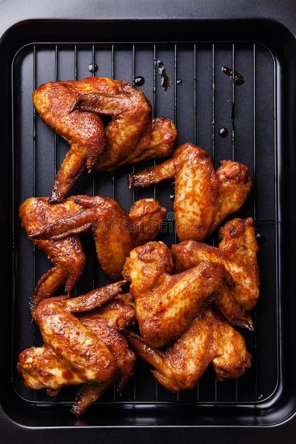 Asas de galinha foto de stock royalty free