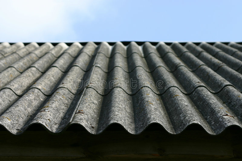 Download Asbestic tile stock image. Image of protection, tile, asbestos - 2233329