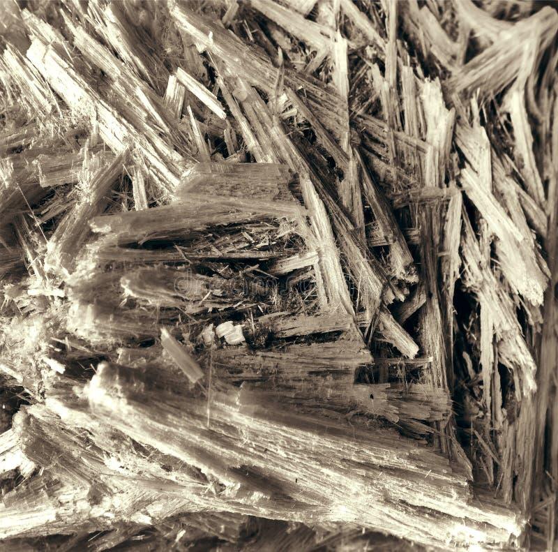 Asbestos. (mountain cork), close up royalty free stock images