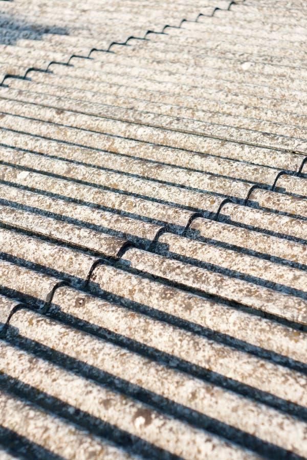 Free Asbestos Roof Eternit Stock Photography - 20535792
