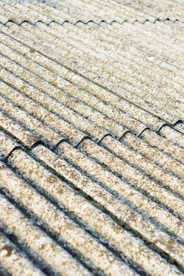 Free Asbestos Roof Eternit Royalty Free Stock Photography - 20535947