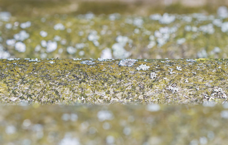 Asbestos roofing royalty free stock images