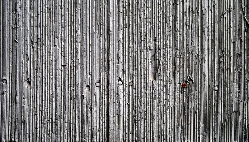 Download Asbestos shingle stock image. Image of rust, grey, vertical - 4799749