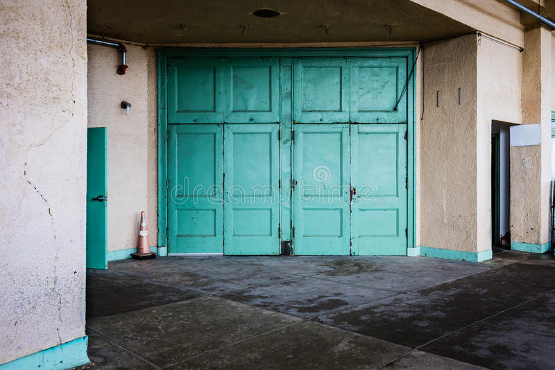 Asbury park royalty free stock images
