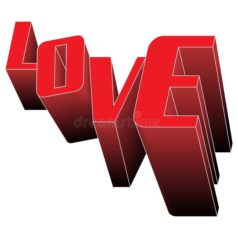 Ascend on Love. This Valentine Season royalty free illustration