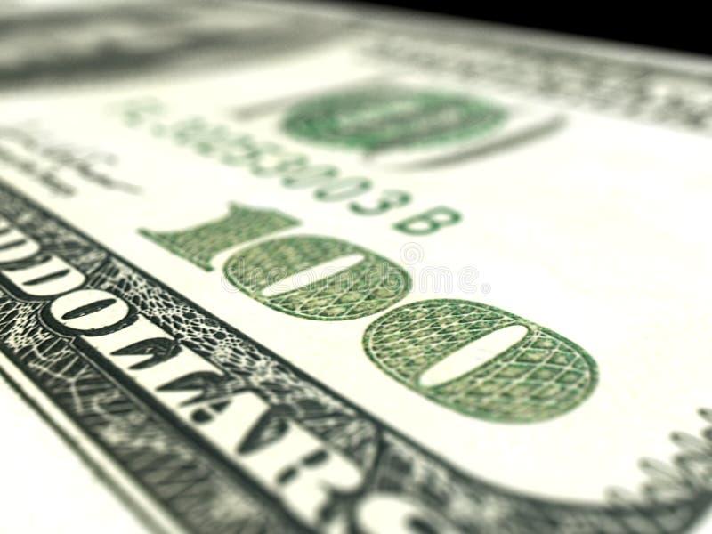 Ascendente próximo do dólar foto de stock royalty free