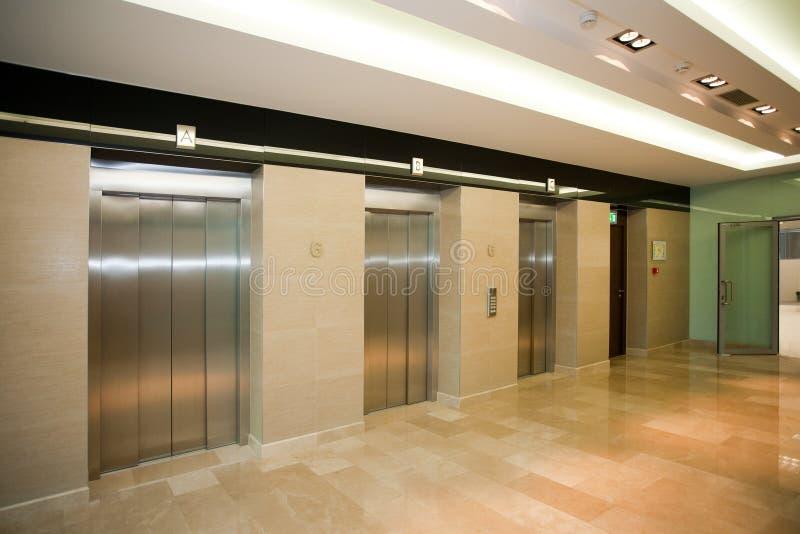 Ascenseur photo libre de droits
