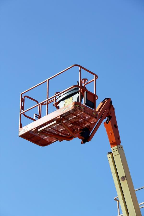 Ascenseur d'homme photographie stock libre de droits