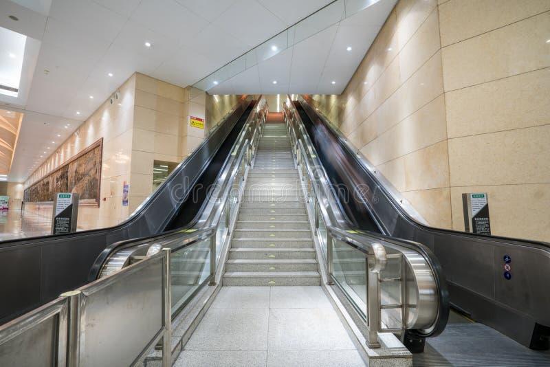Ascenseur d'intérieur d'outil de modernisation image stock