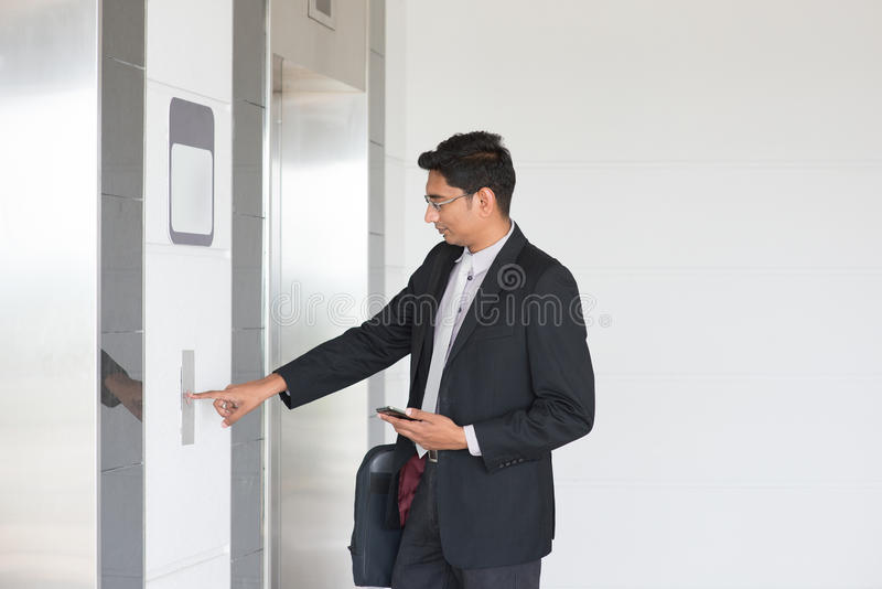 Ascenseur entrant photos stock