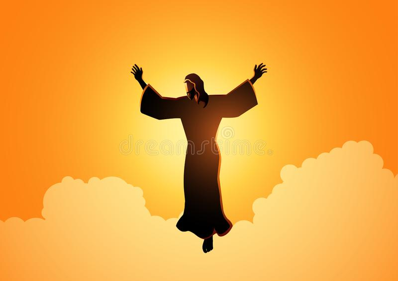 Jesus Stock Illustrati...