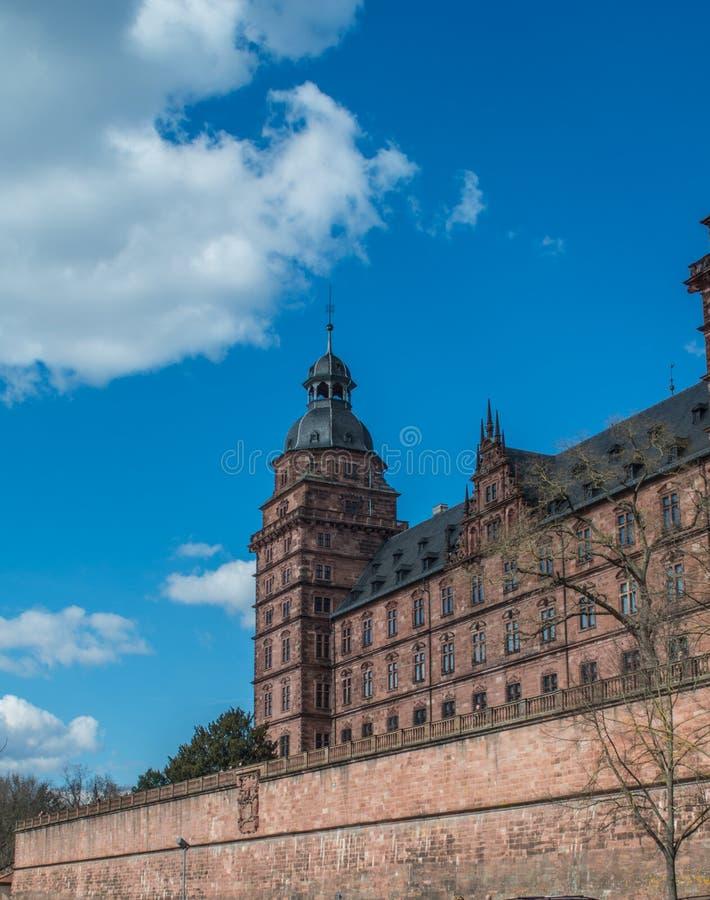 Aschaffenburg arkivbilder