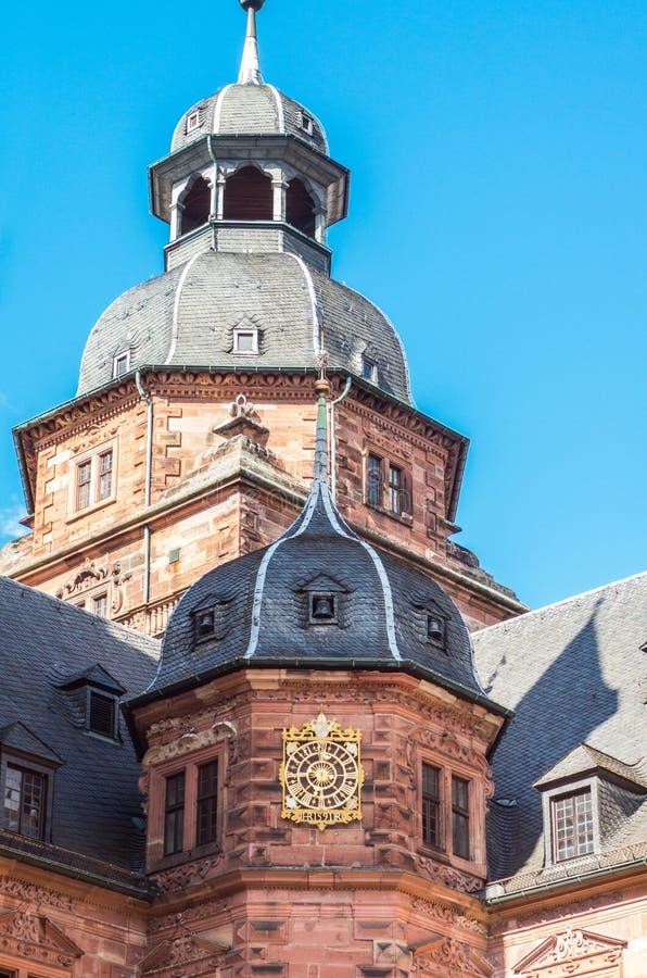 Aschaffenburg royaltyfria foton