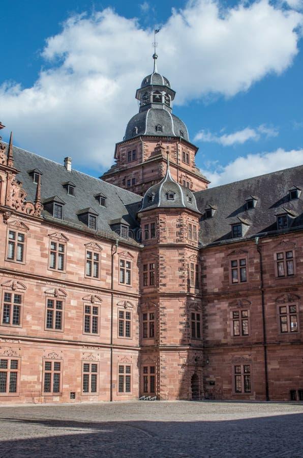 Aschaffenburg arkivbild