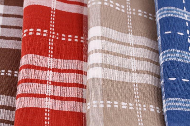 Asciugamani di cucina immagine stock