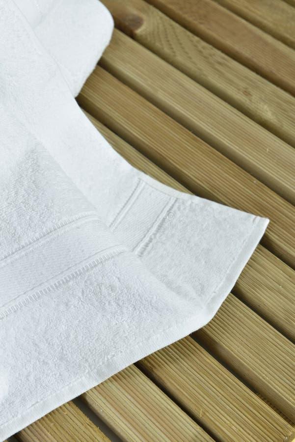 Asciugamano immagini stock