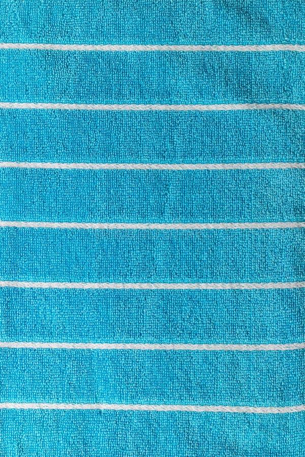 Asciugamano isolato fotografie stock libere da diritti