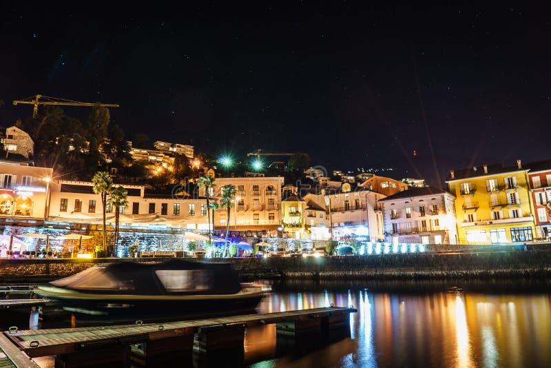 Ascona, Switzerland stock photography