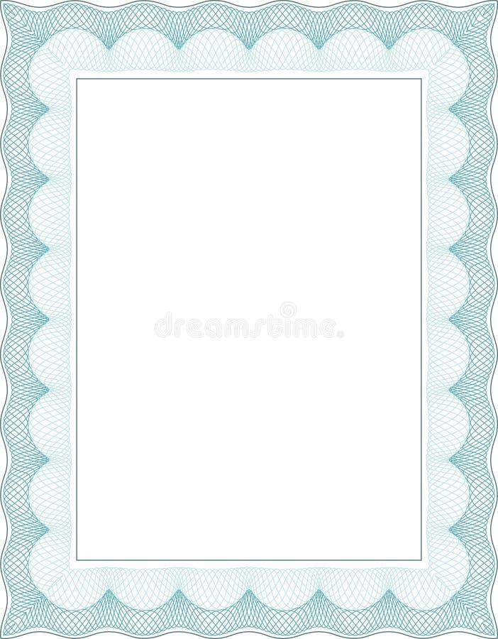 Asegure el espacio en blanco fotografía de archivo libre de regalías