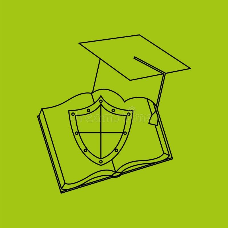 asegure el riesgo del seguro de la protección foto de archivo libre de regalías