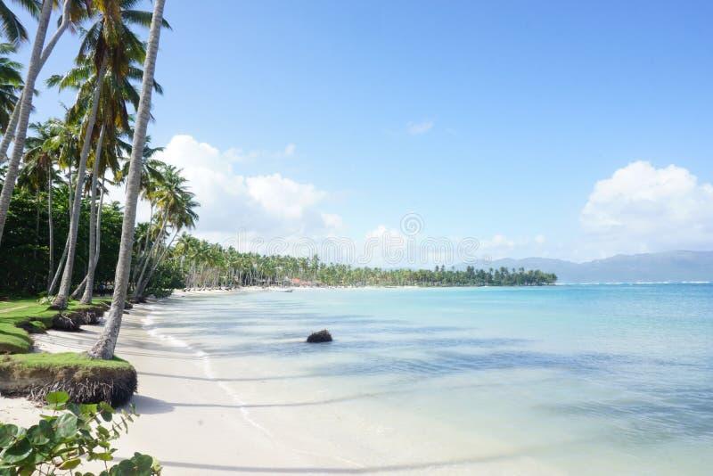 The Aserradero beach, Dominican Republic stock images