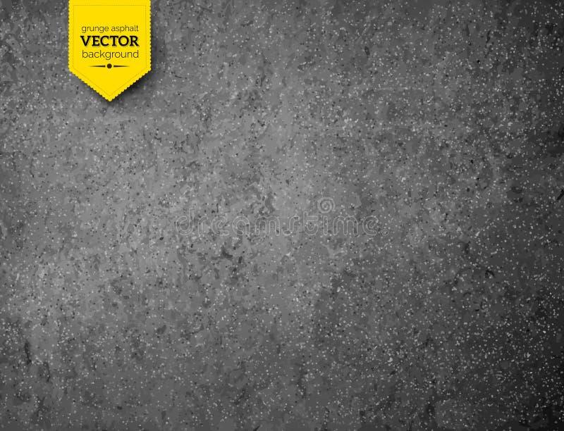 Asfaltera textur vektor illustrationer