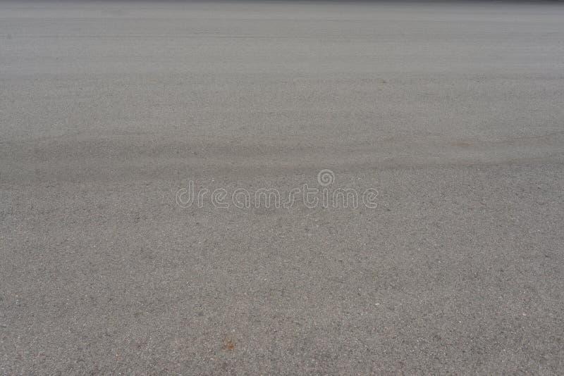 Asfaltowej drogi tła tekstura asfalt, odgórny widok zdjęcia royalty free
