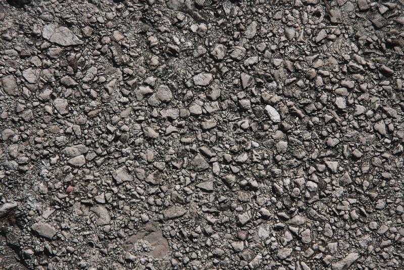 asfaltowej drogi tekstura zdjęcia stock