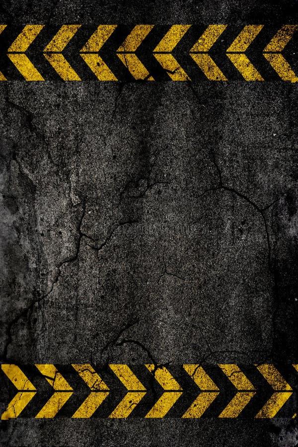 asfaltowy tło royalty ilustracja