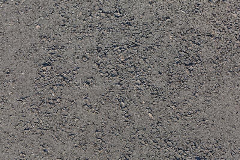 Asfalttextuur, wegtextuur Grijze kleur royalty-vrije stock afbeeldingen
