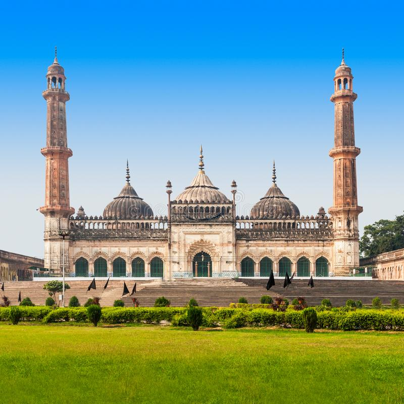Bara Imambara, Lucknow stock photos