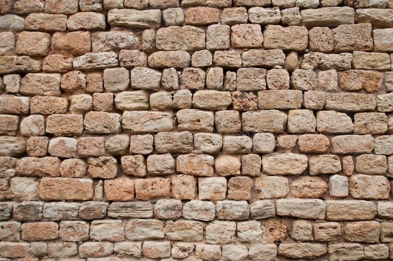 Asfull vägg arkivfoto
