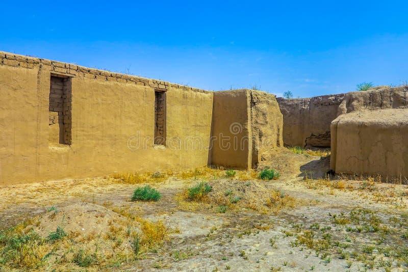 Asghabat Parthian παλαιό Nisa 07 στοκ εικόνες