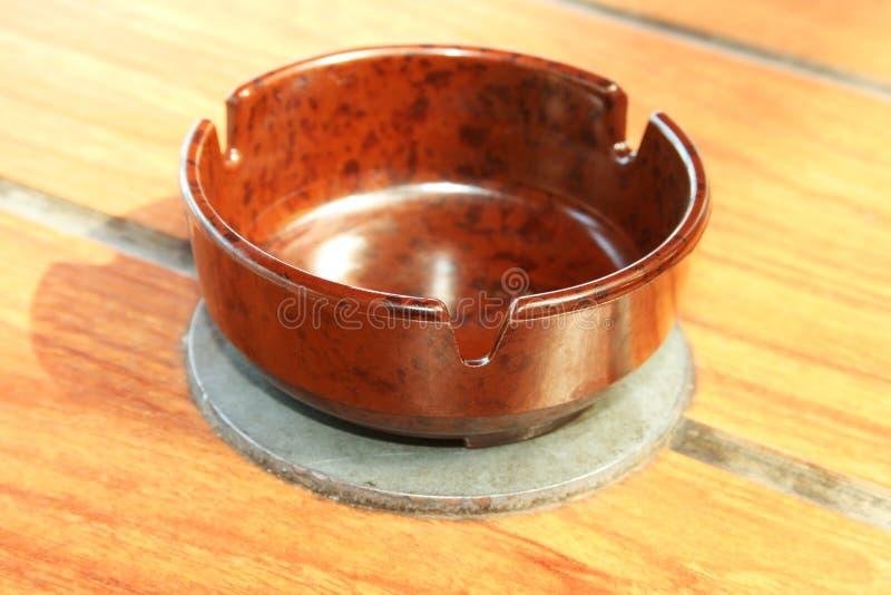 Ash tray royalty free stock image