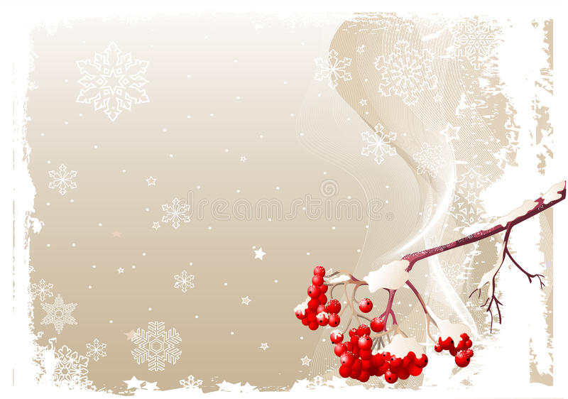 Download Ash Tree Branch Winter Background Stock Photo - Image: 17612800