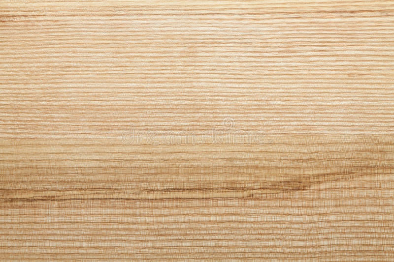 Ash wood texture stock image of plank natural