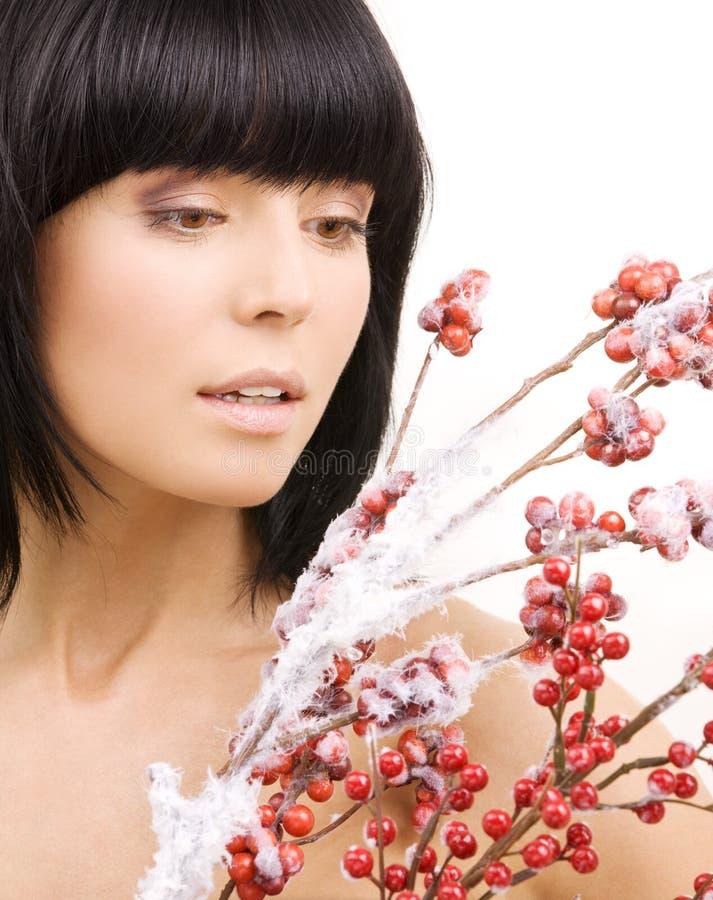 ashberry妇女 免版税库存图片