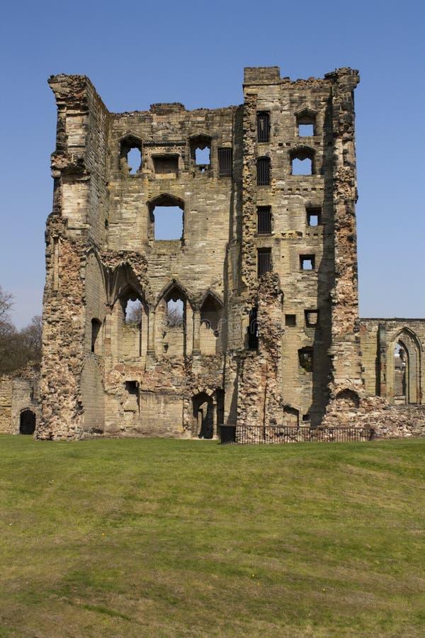 ashby castle de Λα zouch στοκ φωτογραφίες με δικαίωμα ελεύθερης χρήσης