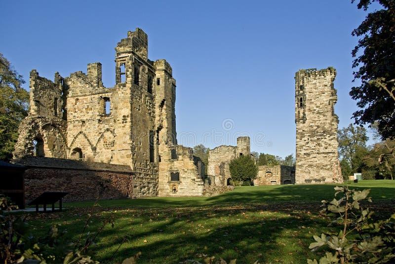 Ashby de la Zouch Castle lizenzfreie stockfotografie