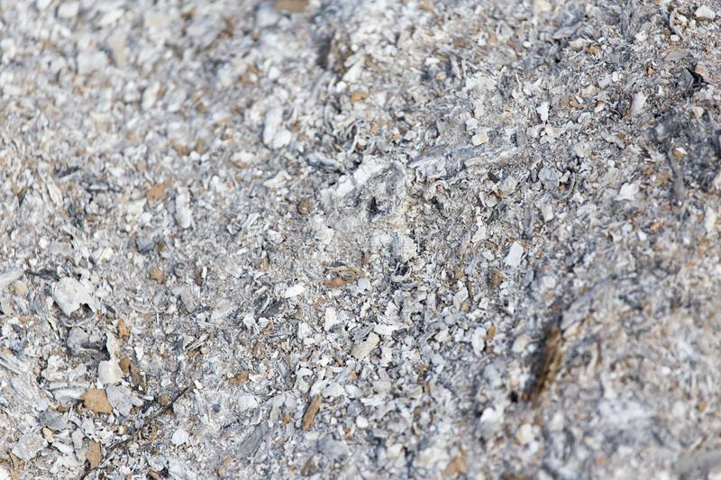 Ashes texture, may use as a background royalty free stock photography