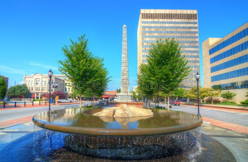 Asheville photographie stock libre de droits