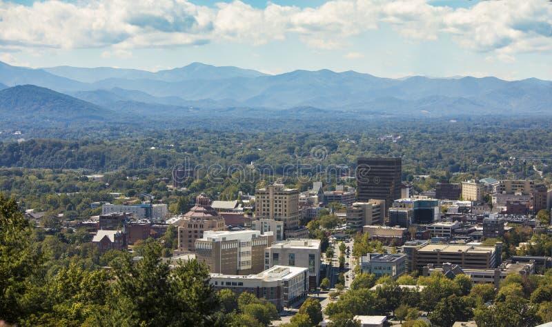 Asheville, la Caroline du Nord images stock